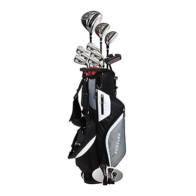 Best Golf Club Sets for Beginners Precise M5 Men's Complete Golf Club Set