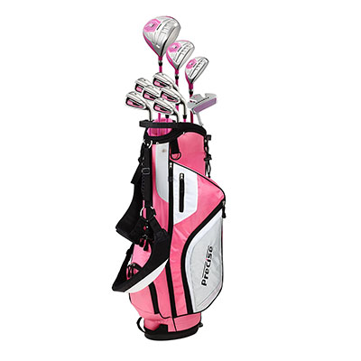 Best Women's Golf Clubs for Beginners Precise M5 Ladies Womens Complete Right Handed Golf Clubs Set