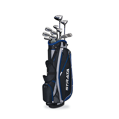Callaway Strata Plus Golf Set Men