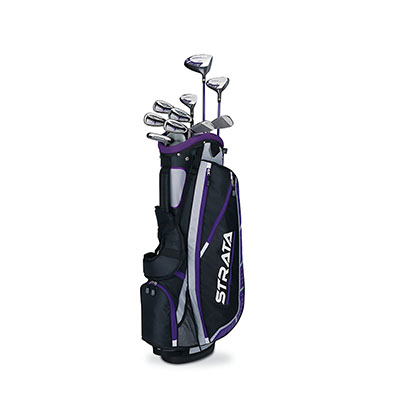 Callaway Strata Plus Golf Set Women